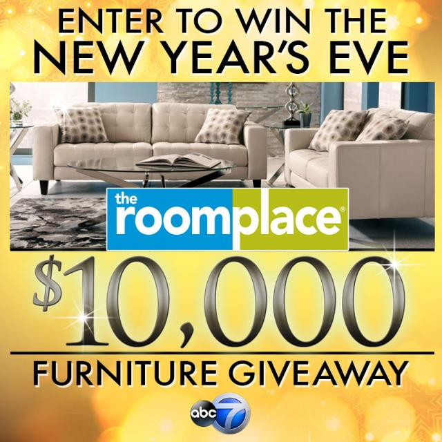 Nice Are You Ready For The New Yearu0027s Eve Furniture Giveaway At The RoomPlace? U2013  The RoomPlace