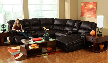 Leather Living Room Collection