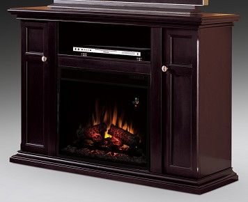 Breckendridge Electric Fireplace