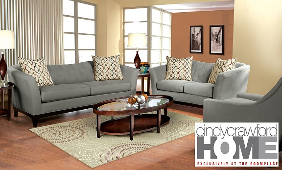 New Cindy Crawford Furniture At The Roomplace Chicagoland S