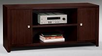 Dark Brown TV Stand