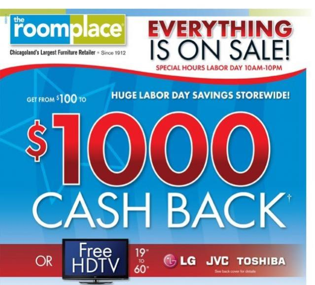 The RoomPlace Coupons