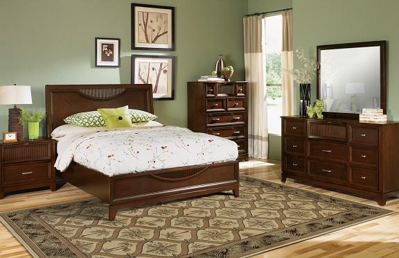 Fremont Brown Bedroom Set