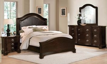 Geneva 6 Piece Bedroom Set