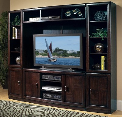 home entertainment system - The Clybourn Collection