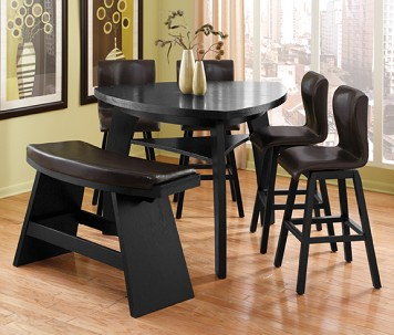 The Roomplace Reviews Irma 6 Piece Dinette The Roomplace