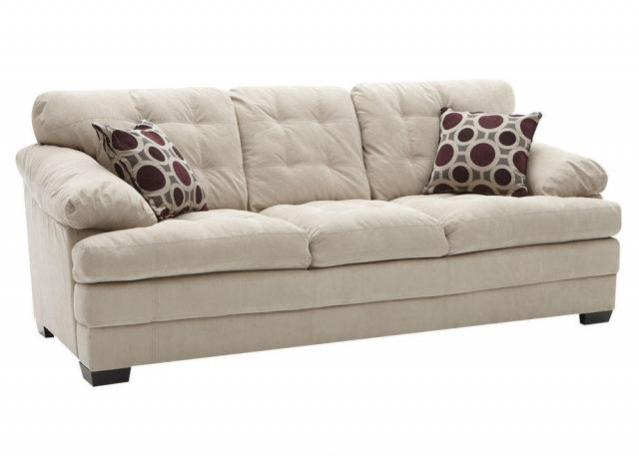 New sofas made easy the roomplace for Room place furniture