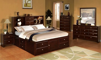 Kenton II 8 Pc. Queen Storage Bedroom