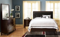 Modern Bedroom Furniture from The RoomPlace Chicago Furniture Stores
