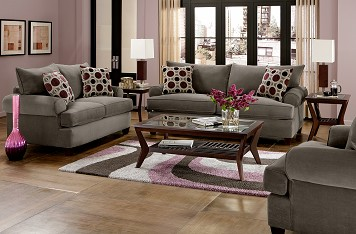 ... Burgundy Curtains Living Room : Decorative Pillows Add A Splash Of  Color The Roomplace ...