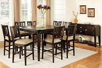 Casual Dinette - 9 Piece Dinette