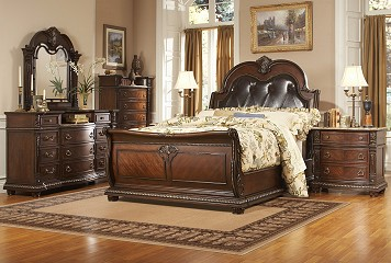 Monte Carlo Bedroom Set