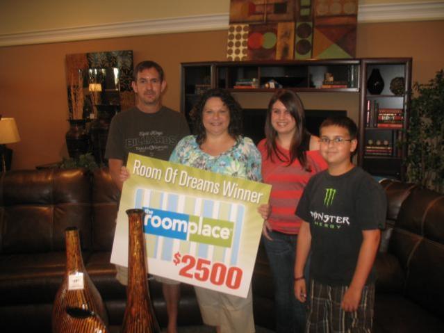 Room of Dreams Winner