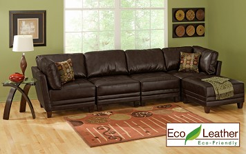 Mustang II 5 Pc. Sectional Package