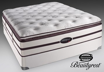 Simmons Pillowtop Firm Mattress