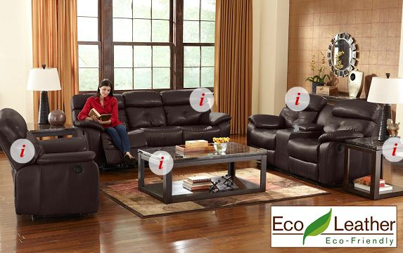 Another Eco Leather Living Room Set Has Arrived The Roomplace