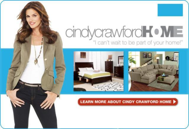 Cindy Crawford Furniture from The RoomPlace