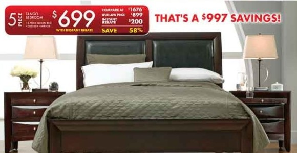 Affordable Bedroom Furniture from The RoomPlace