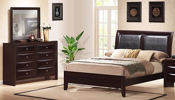 5 Piece Queen Bedroom - The RoomPlace