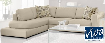 The Alora Collection  |  2 Pc. Sectional