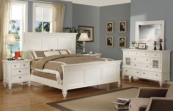 The Malibu Collection King Bed