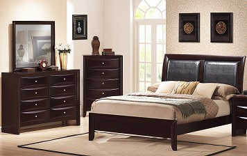 The Tango Collection     5 Pc. King Bedroom plus Free Chest