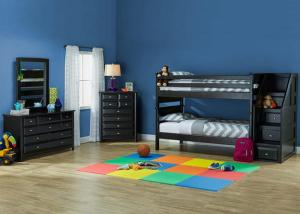 TRP Catalina Bunk Bed Black