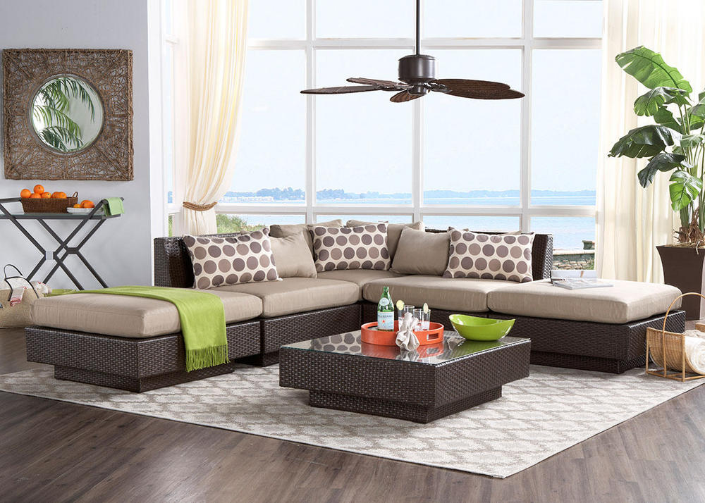 Easy to achieve outdoor patio furniture design ideas the for Room place furniture
