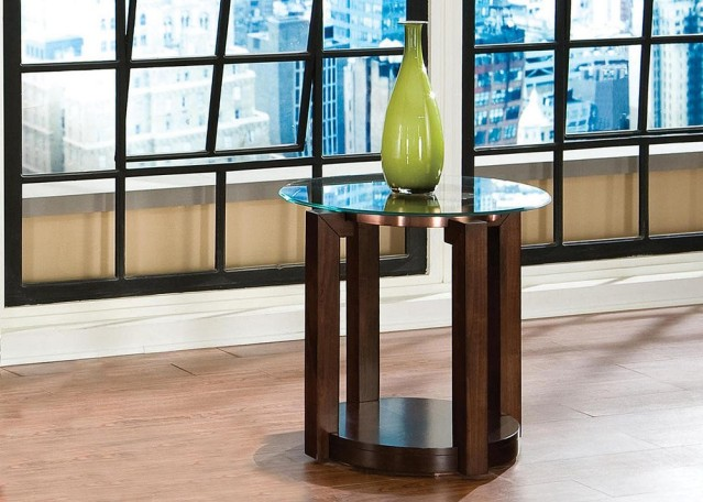 Cornado End Table