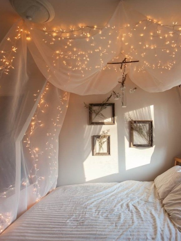 Pinterest Canopy Bed