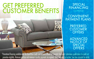 Get Preferred Customer Benefits