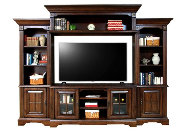 Lenox Entertainment Wall Unit