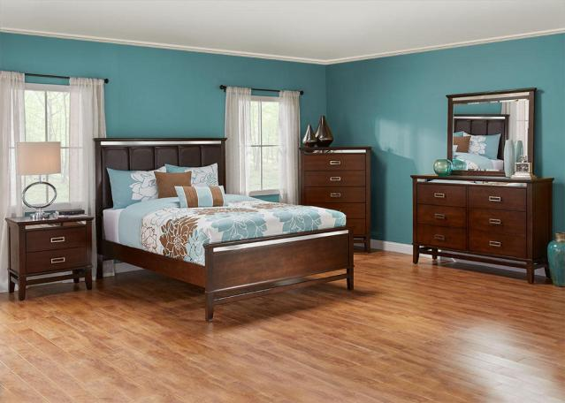 Madison 5 Pc. King Bedroom