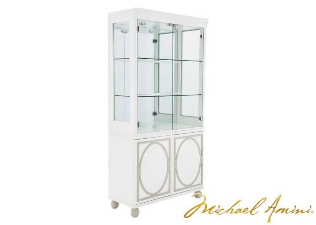 Sky Tower China Cabinet