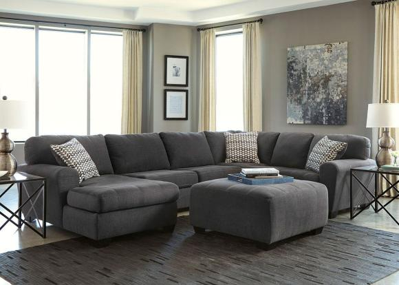 Carly Microfiber Couch