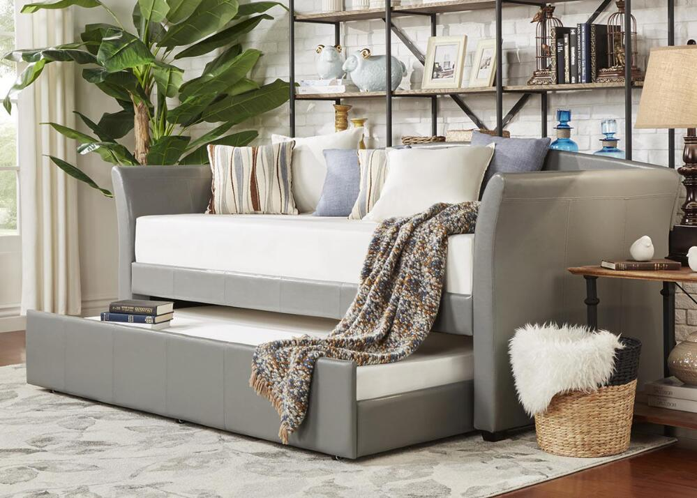 Daybed with trundle & Small Space? Consider the Versatile Daybed | The RoomPlace
