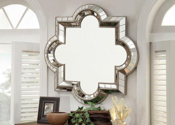Moroccan Entryway Mirror