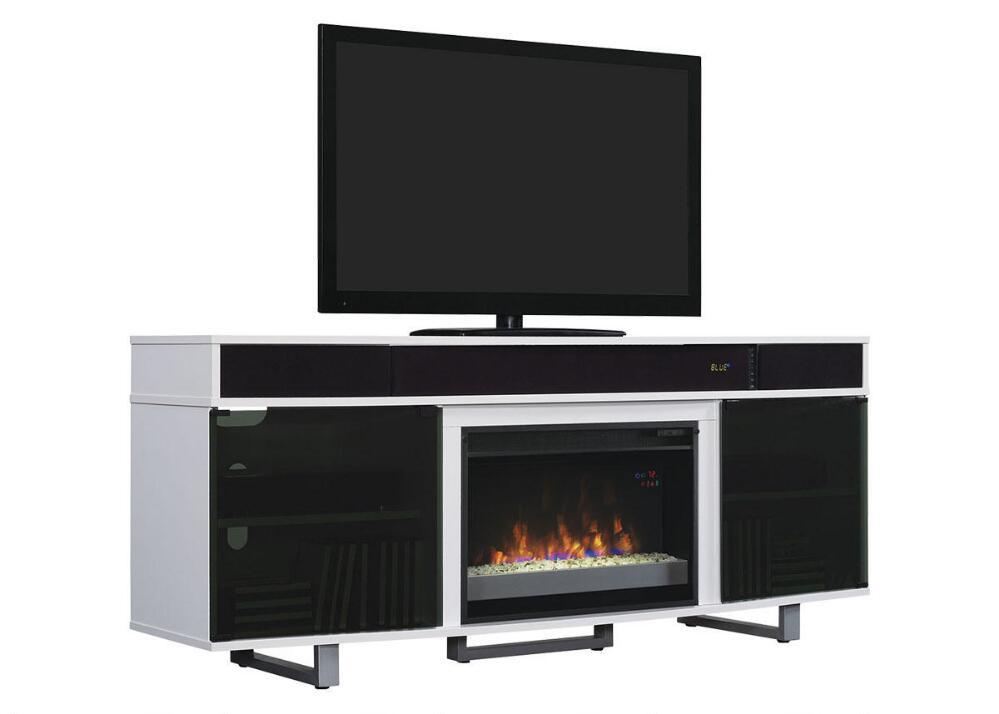Fireplace Insert Entertainment Center