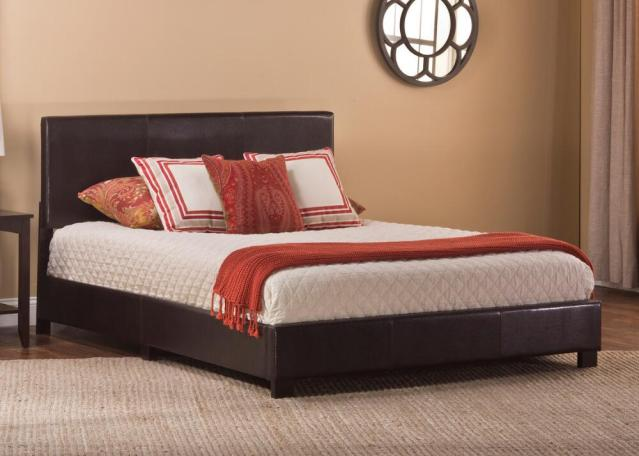 Which bed height is right for you the roomplace for Height of platform bed