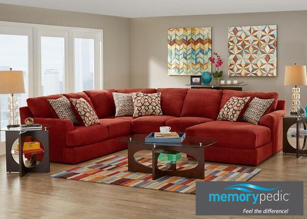 Gentil Bold Colored Furniture | Furniture Trends