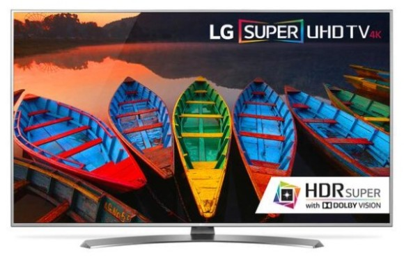 "LG 60"" 4K Super UHD Smart LED TV W/ WebOS™ 3.0 From The RoomPlace"