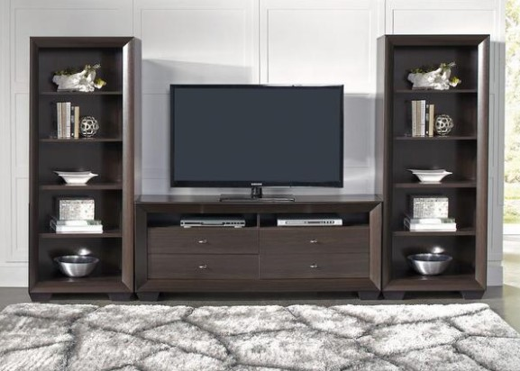 Manhattan 3 Piece Entertainment Center From The RoomPlace