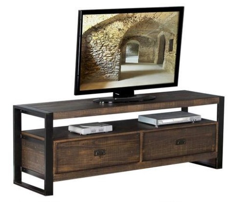 "Sierra 64"" TV Stand From The RoomPlace"