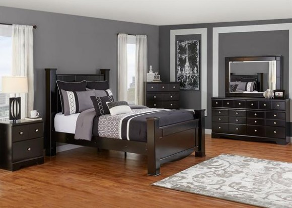 Somerset 8 Pc. King Bedroom Set From The RoomPlace