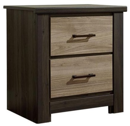 Image: Tyler 2 Drawer Nightstand From The RoomPlace