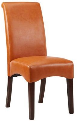Cora Orange Chair From The RoomPlace