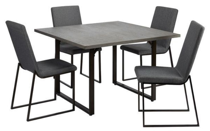 Chelsea 5 Piece Dinette from The RoomPlace