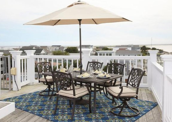Cimon 9 Pc. Dinette Set from The RoomPlace