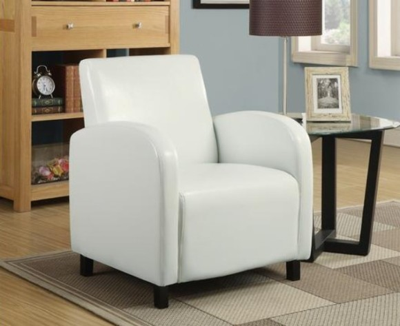 Janette White Chair from The RoomPlace