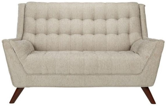 Roxbury Gray Loveseat from The RoomPlace